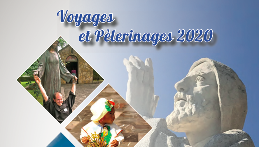 Brochure des pèlerinages